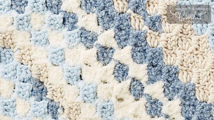 Crochet Block Party Blanket