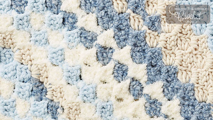 Crochet Block Party C2c Blanket Tutorial The Crochet Crowd