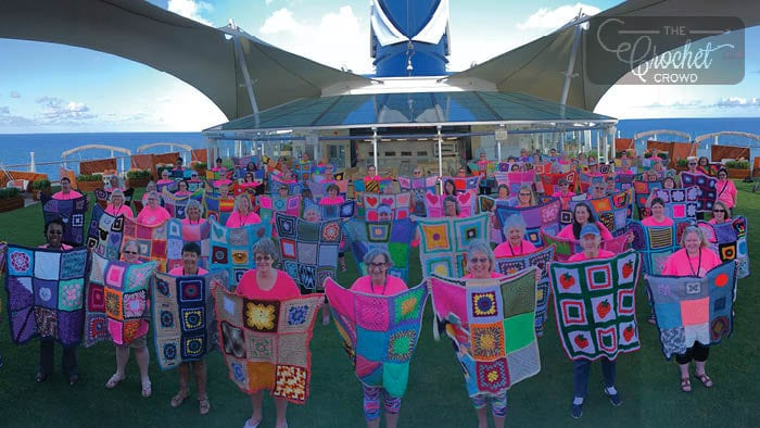 Crochet Cruises Charity Projects