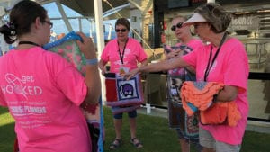 Crochet Cruises Charity Project