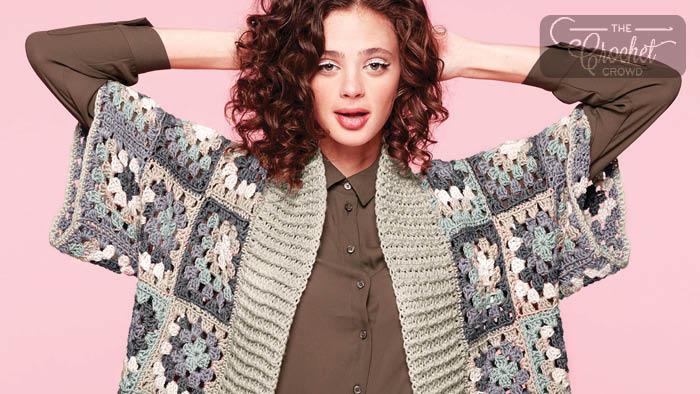 Crochet Kimono
