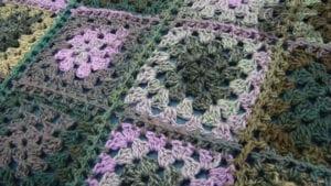 Crochet Midnight Magic Blanket