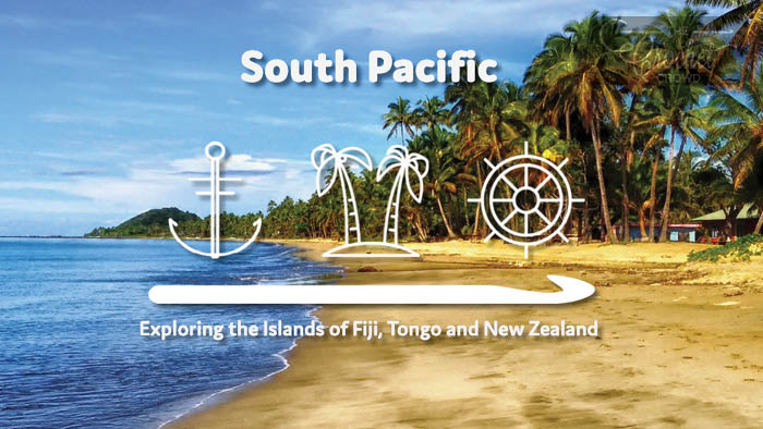 South Pacific Crochet Cruise