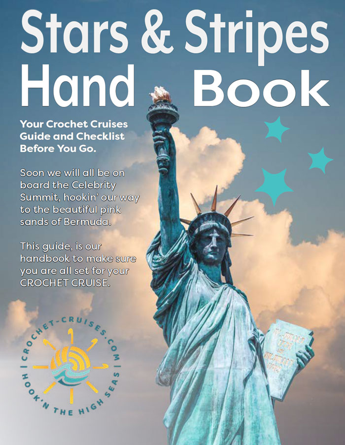 Crochet Cruises: Bermuda Crochet Cruise Handbook
