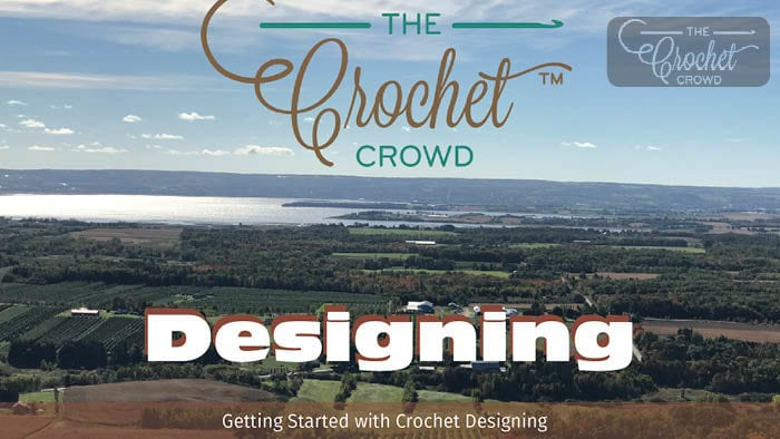 The Crochet Crowd Designing Booklet