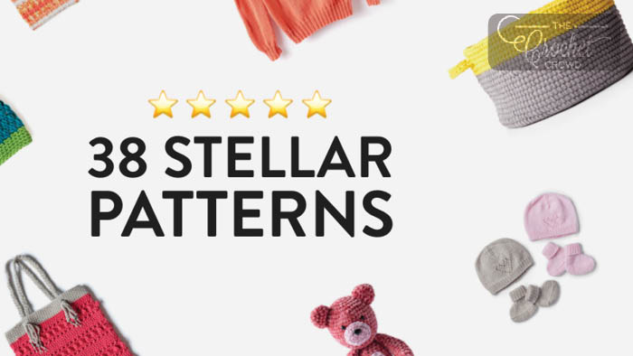 38 Stellar Knit and Crochet Projects