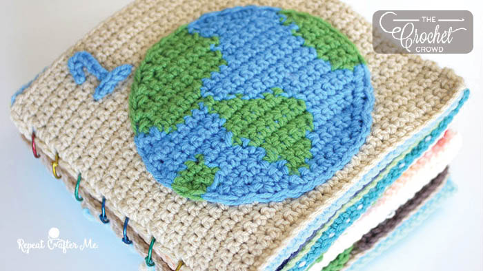 Crochet Earth Day Quiet Book Patterns