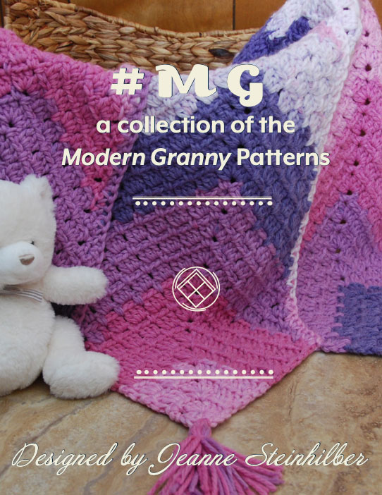 Crochet Modern Granny eBook