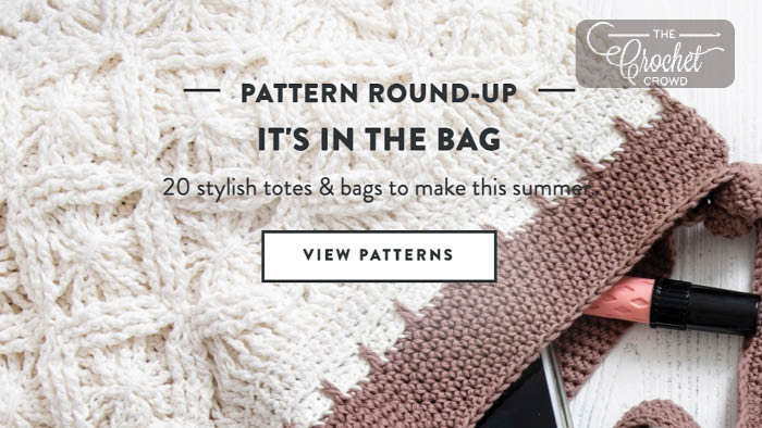 20 Crochet and Knit Bag Patterns