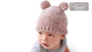 Crochet Cubie Cap