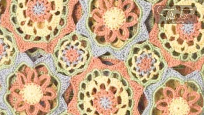 Crochet Lenox Lacy Afghan Pattern + Tutorial