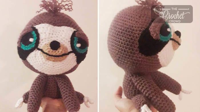 CUPCAKE PATTY Big Head Doll Amigurumi Crochet Pattern PDF | Etsy | 394x700