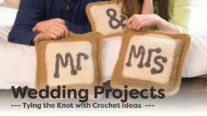 Crochet Wedding Projects