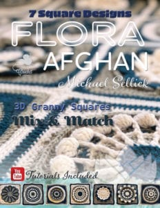 Crochet Flora Afghan eBook Cover
