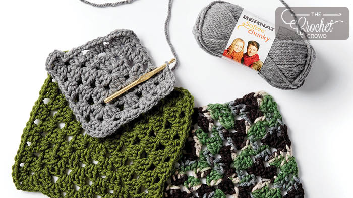12 Ways to Connect Crochet Motif Patterns