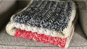 Patriotic Comfort Lap Blanket by Jeanne Steinhilber
