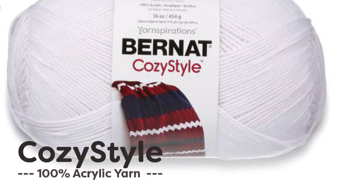 What To Do With Bernat CozyStyle Yarn?