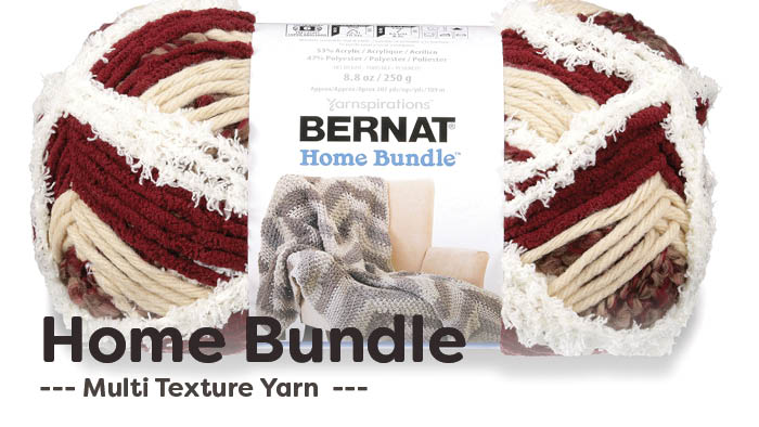 Bernat Home Bundle Yarn