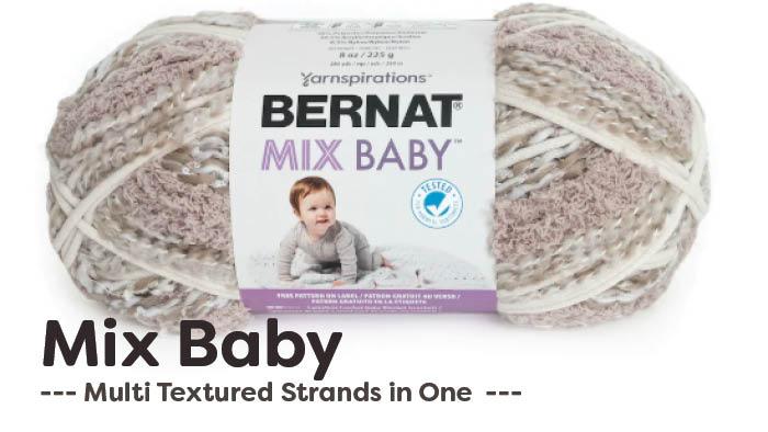 Bernat Mix Baby