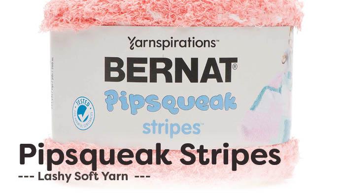 What To Do With Bernat Pipsqueak Yarn