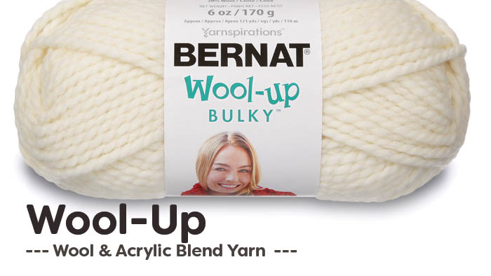 What To Do With Bernat Wool-Up Bulky?