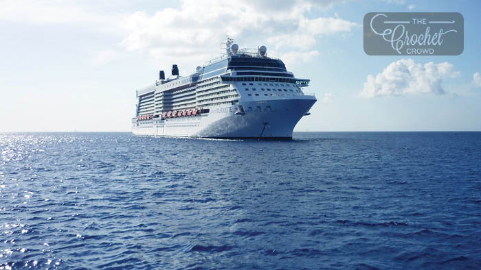Can I Crochet On A Cruise Ship?
