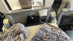 Crochet On A Plane