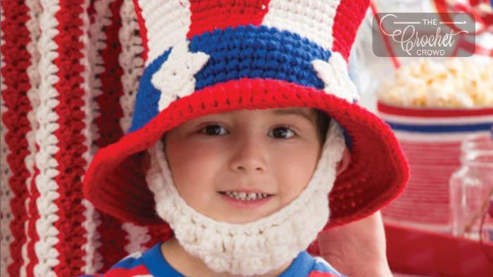 33 Crochet Patterns Celebrating America