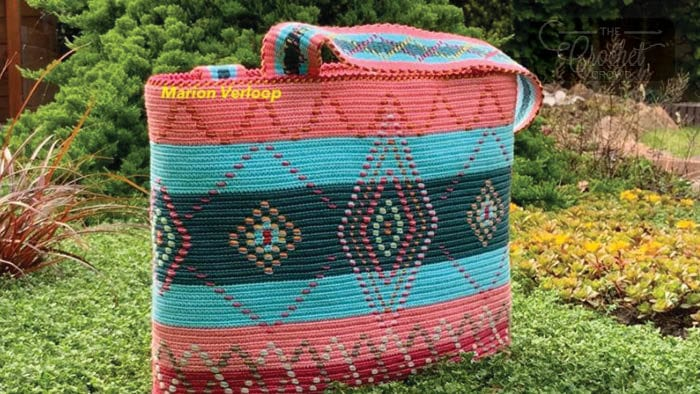 Mystery Mochilla Bag by Marion Verloop
