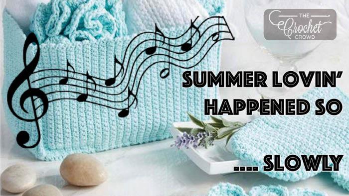 Crochet Summer Lovin' Newsletter