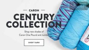 Caron One Pound Century Collection