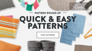 44 Quick Easy Knit and Crochet Projects