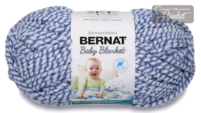Bernat Baby Blanket Twists Yarn