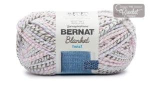 Bernat Blanket Twist