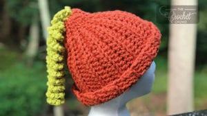 Crochet Family Pumpkin Hat