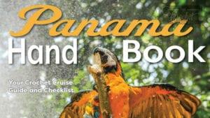 Panama Crochet Cruise Handbook Banner