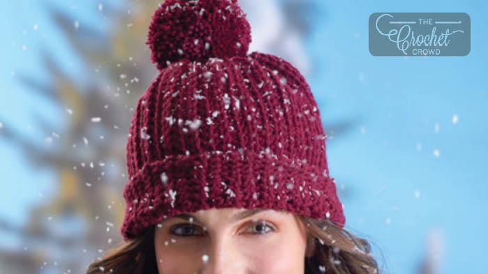 Crochet Hiking Hat Pattern