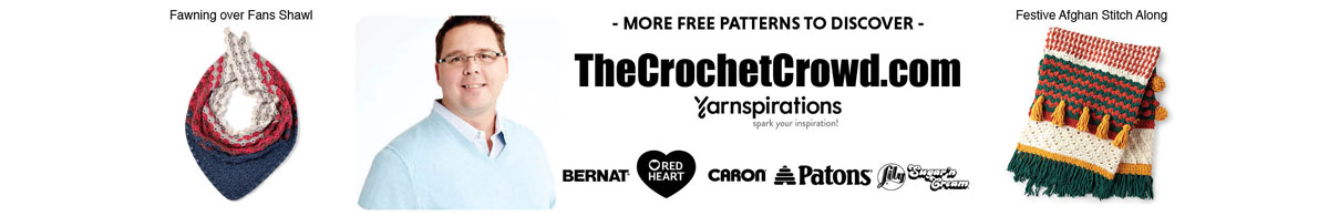 The Crochet Crowd | Crochet Patterns + Videos