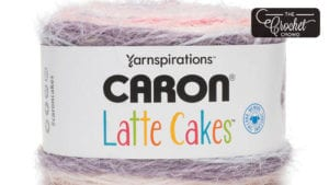 Yarnspirations Caron Latte Cakes