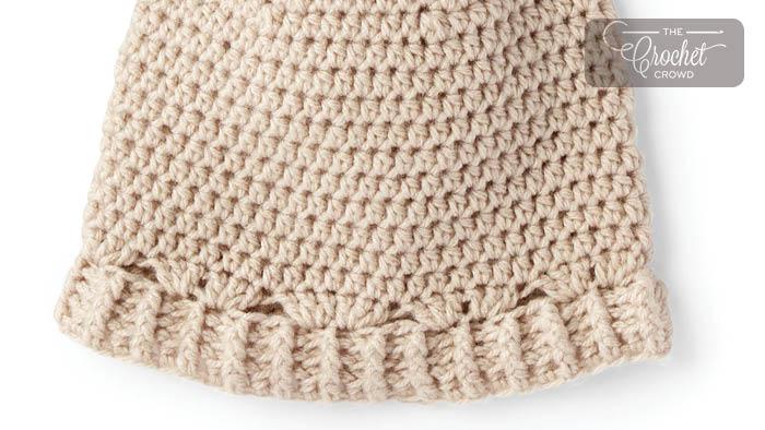 Charity Crochet Aneeta's Baby Hat Pattern