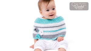 Crochet Baby's First Poncho