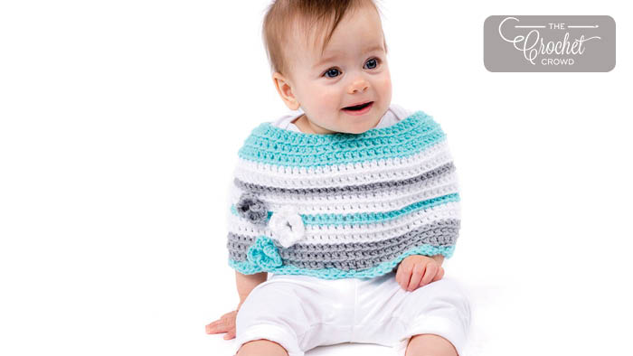 Baby's First Poncho Pattern