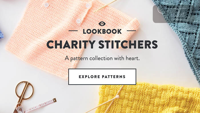 19 Crochet and Knit for Charity Patterns
