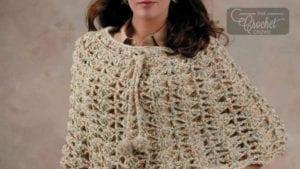 Crochet Capelet