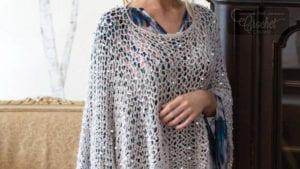 Crochet Glamour Kaftan