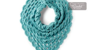 Crochet Go To Shawl