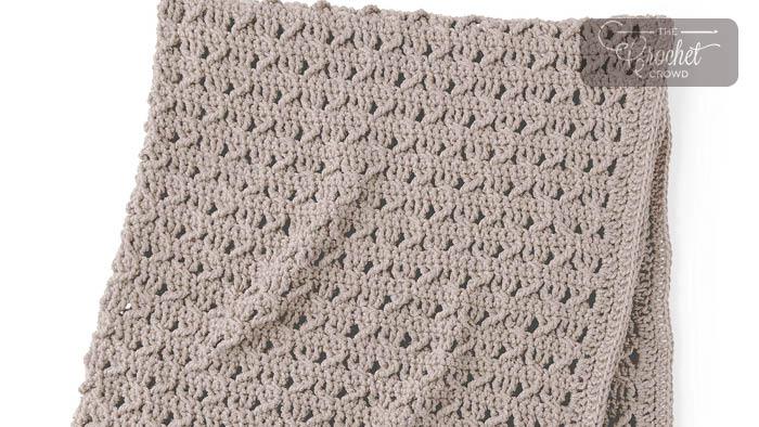 Charity Crochet Lattice Lapghan Pattern