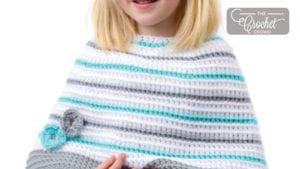 Crochet Little Perfect Poncho