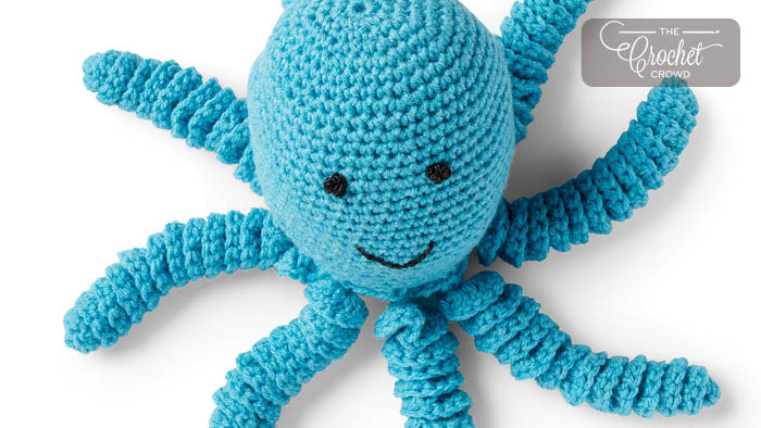 15 Free Crochet Octopus Patterns ⋆ DIY Crafts | 394x700