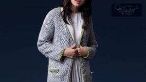 Crochet Sweet Cardigan
